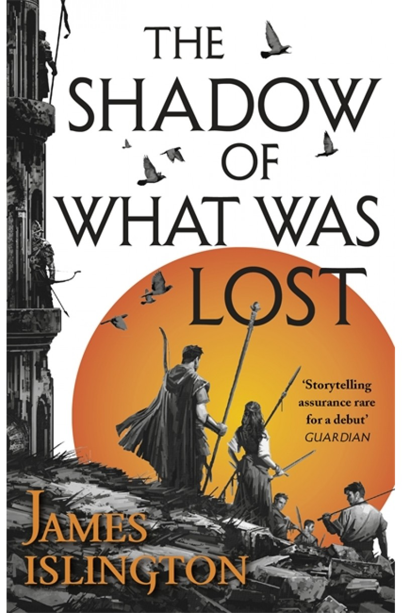 Licanius 1: Shadow of What Was Lost