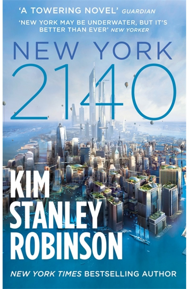 New York 2140 (Finalist for the 2018 Hugo Award)