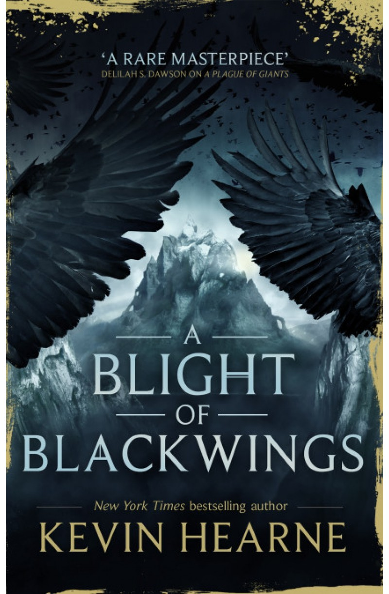 Seven Kennings 2: A Blight of Blackwings