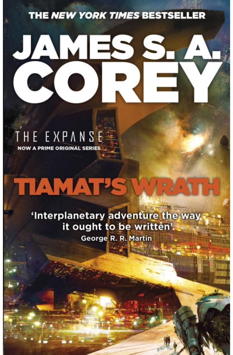 Expanse 8: Tiamat's Wrath