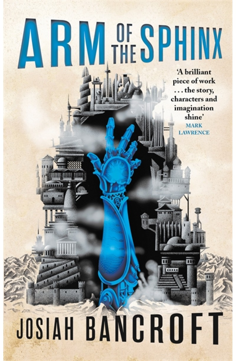 Books of Babel 2: Arm of the Sphinx