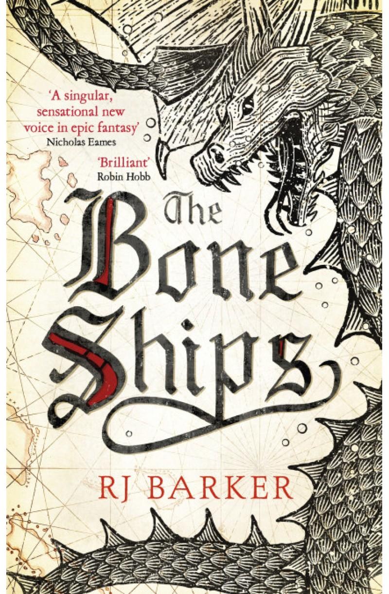 Tide Child Trilogy: Bone Ships