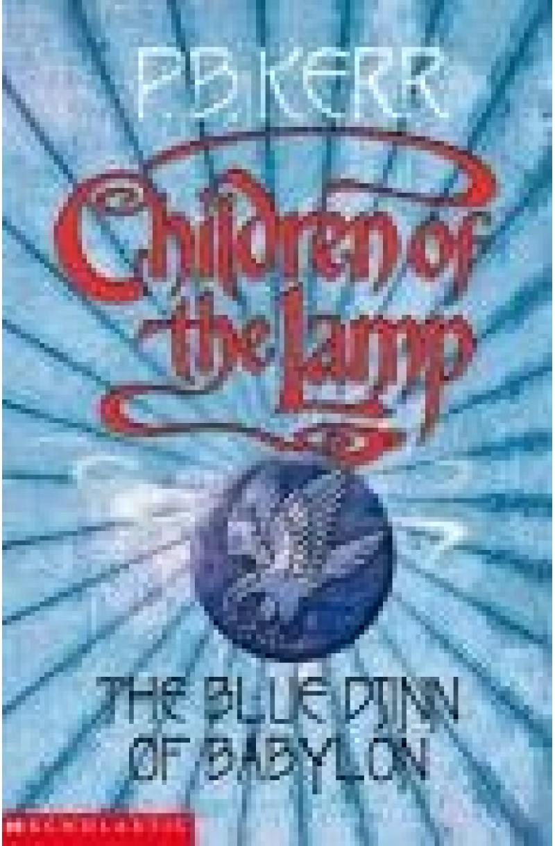 Children of the Lamp 2: The Blue Djin of Babylon