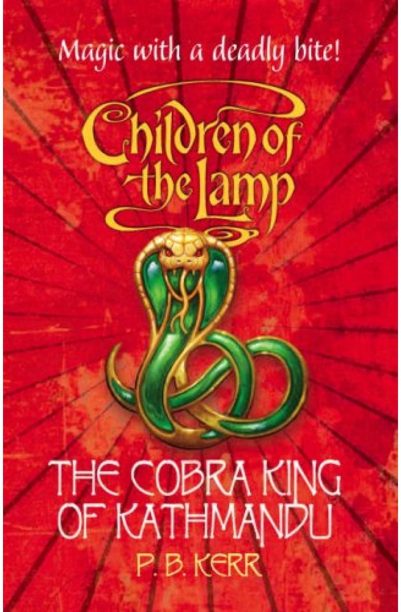 Children of the Lamp 3: Cobra King of Kathmandu