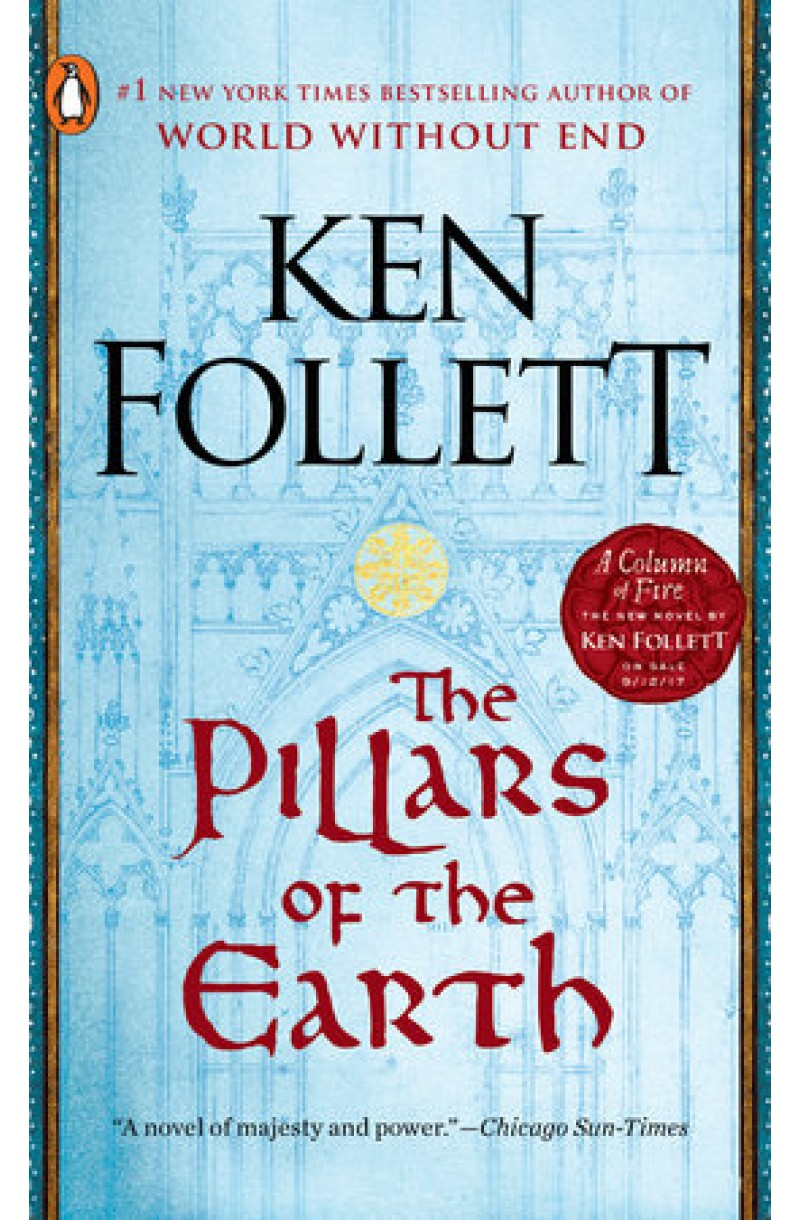 Pillars of the Earth (format de buzunar)