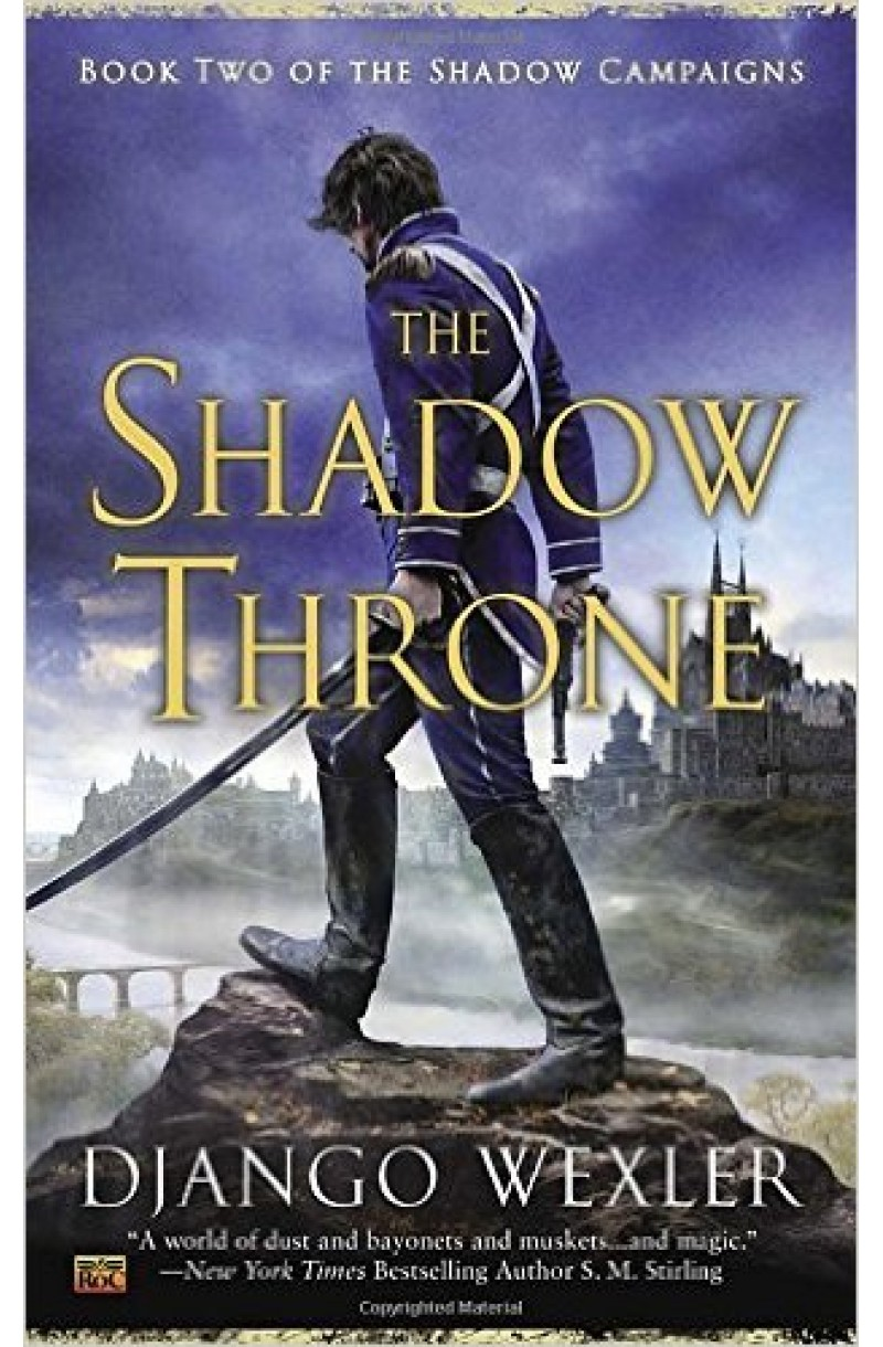 Shadow Campaign 2: The Shadow Throne - US edition