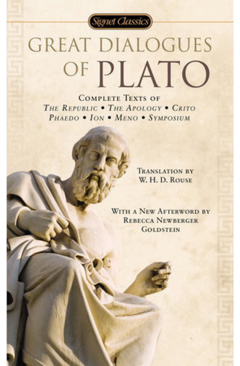 Great Dialogues of Plato (Signet)