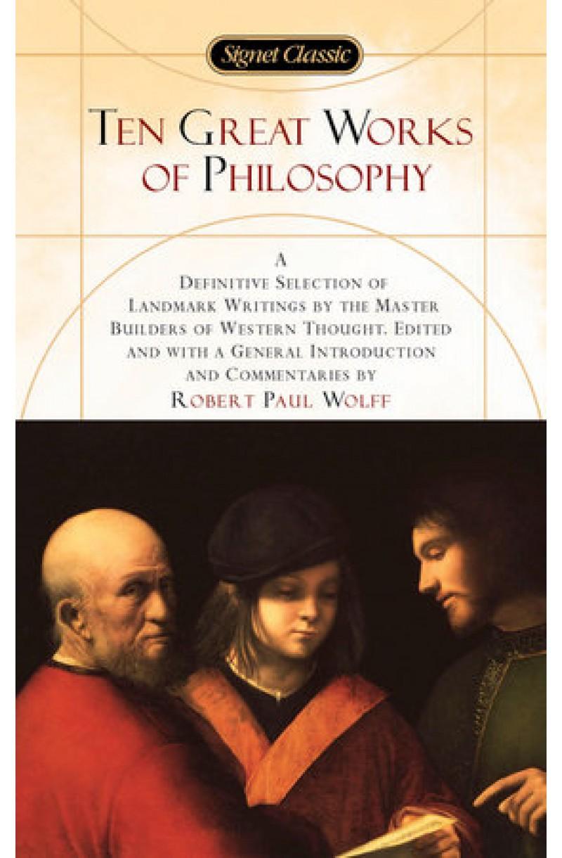 Ten Great Works of Philosophy (editie de buzunar)