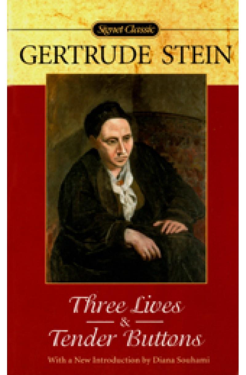 Three Lives and Tender Buttons (editie de buzunar)