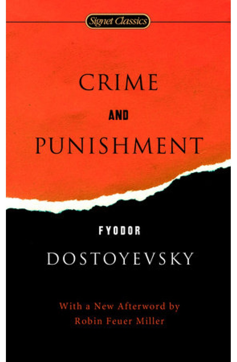 Crime and Punishment (Signet)