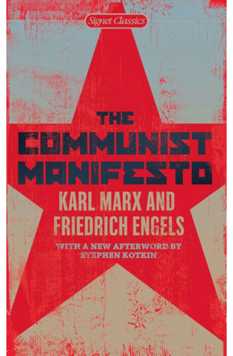 Communist Manifesto (Signet)