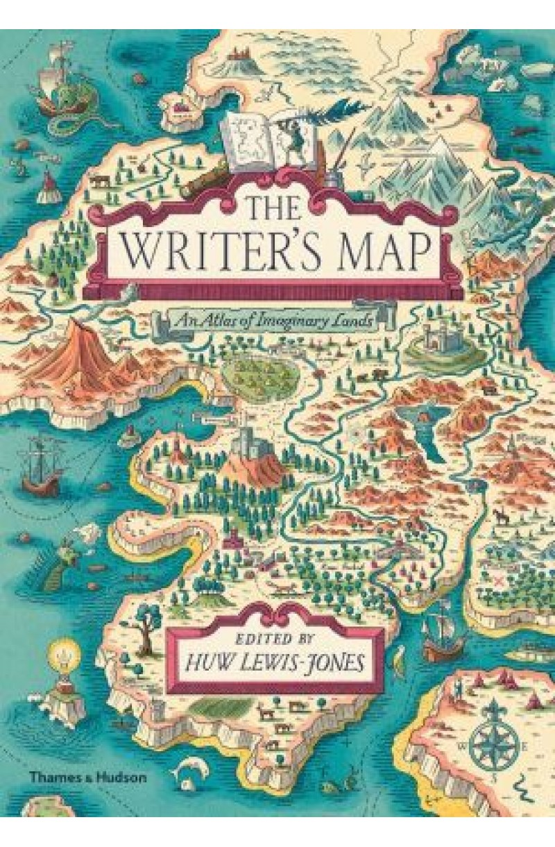 Writer's Map: An Atlas of Imaginary Lands