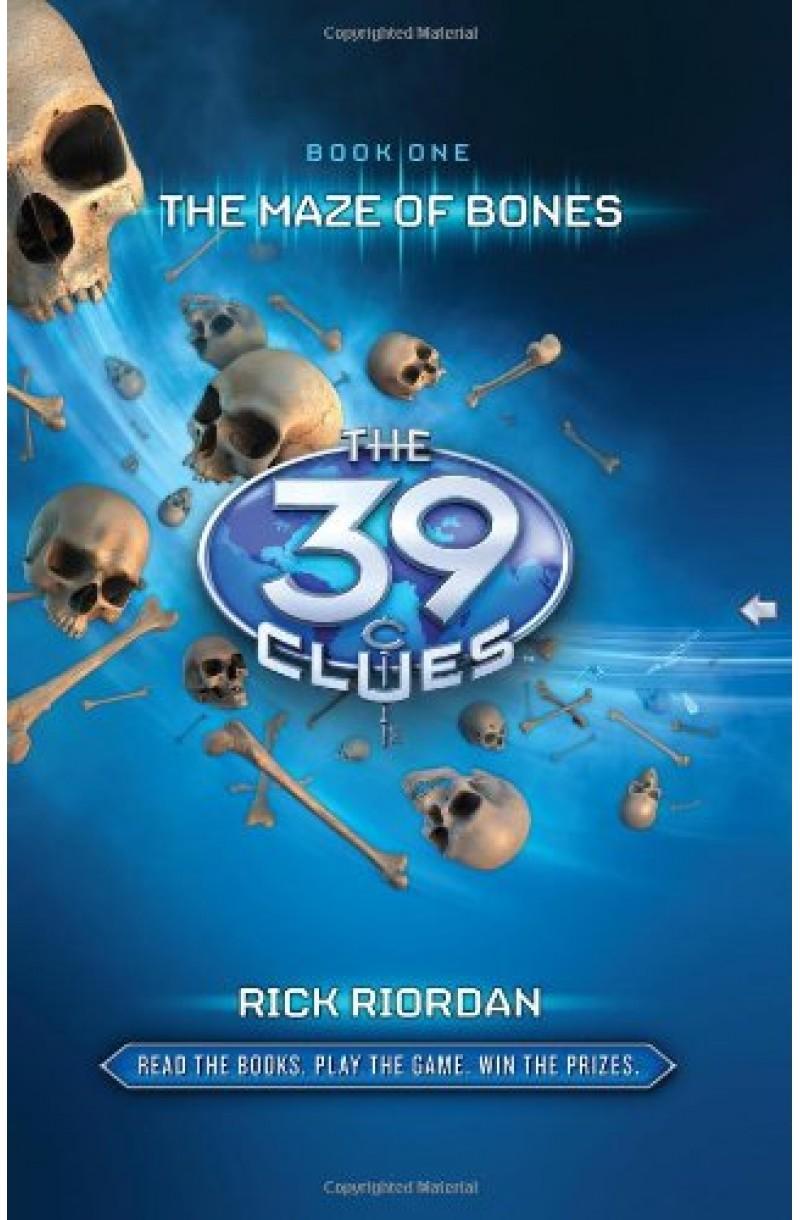 39 Clues 01: Maze of Bones