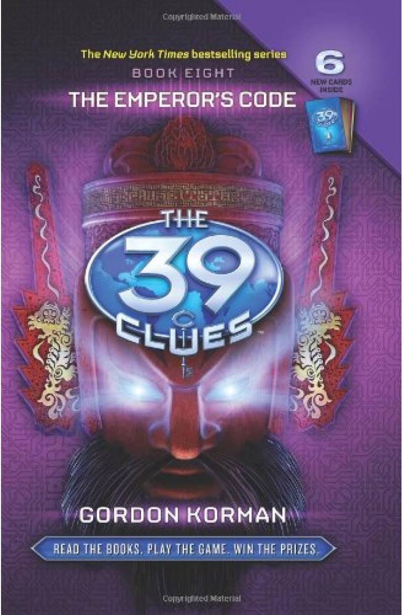39 Clues 08: Emperor's Code