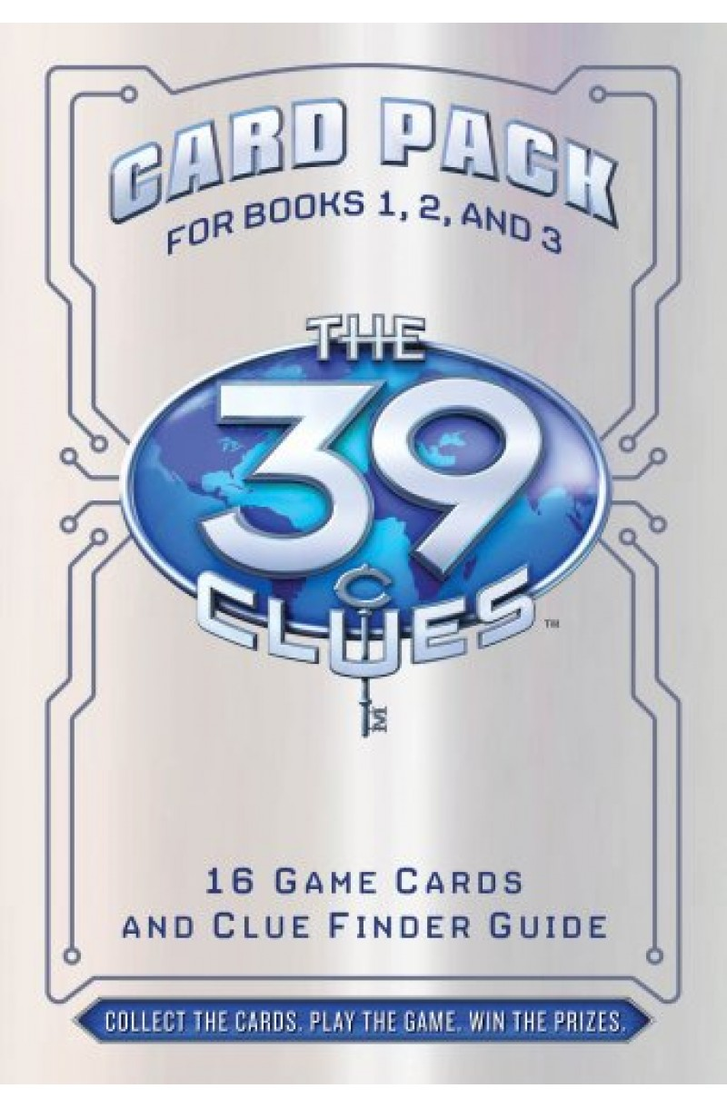 39 Clues: Card Pack for Books 1, 2 and 3
