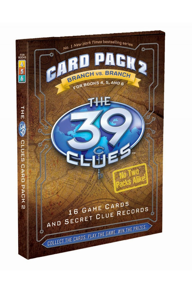 39 Clues: Card Pack 2: Branch vs. Branch