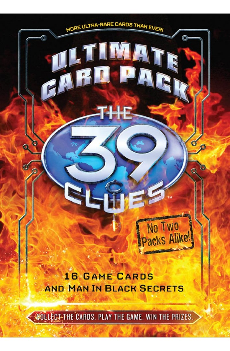 39 Clues: Ultimate Card Pack