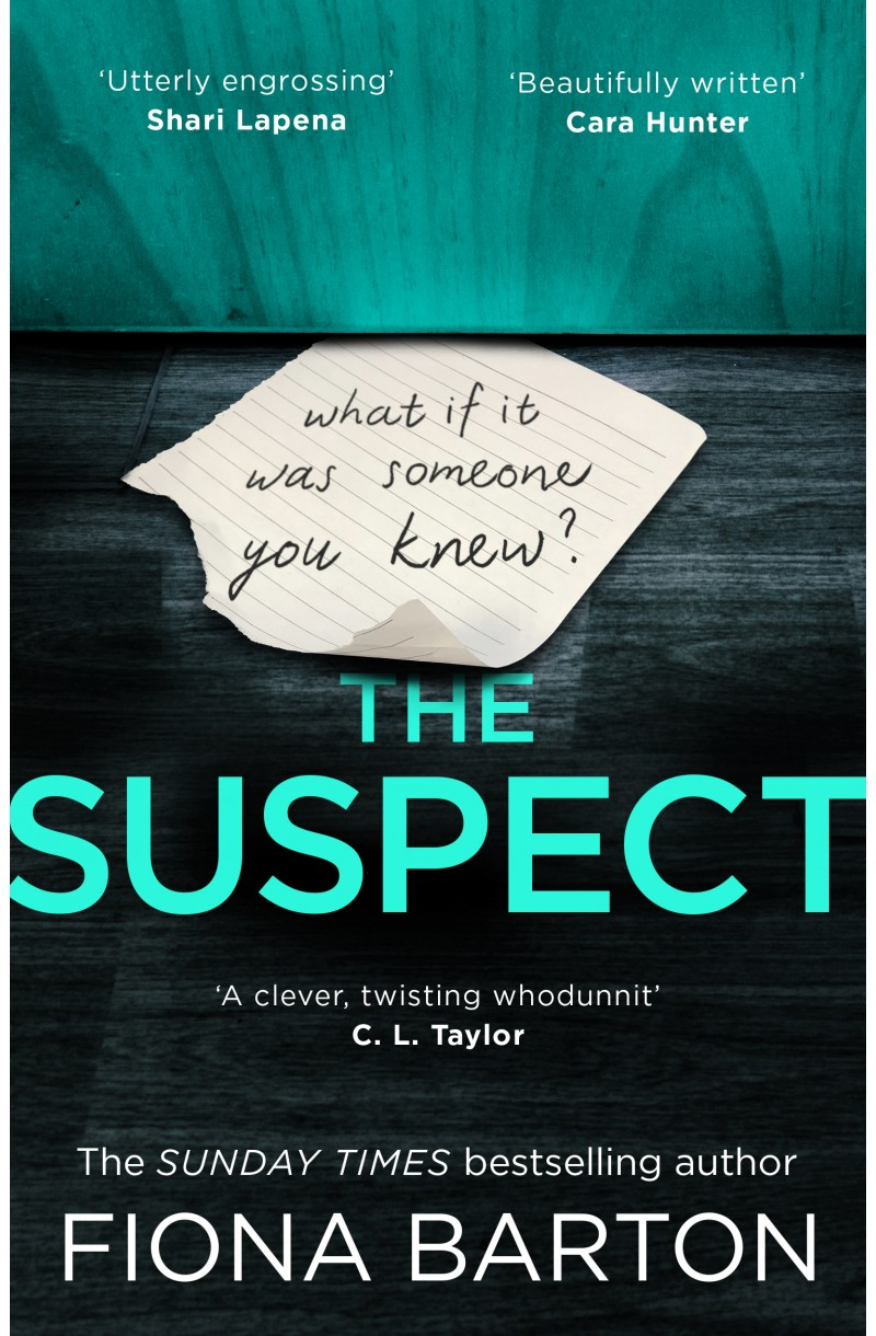 Suspect: The most addictive and clever new crime thriller of 2019