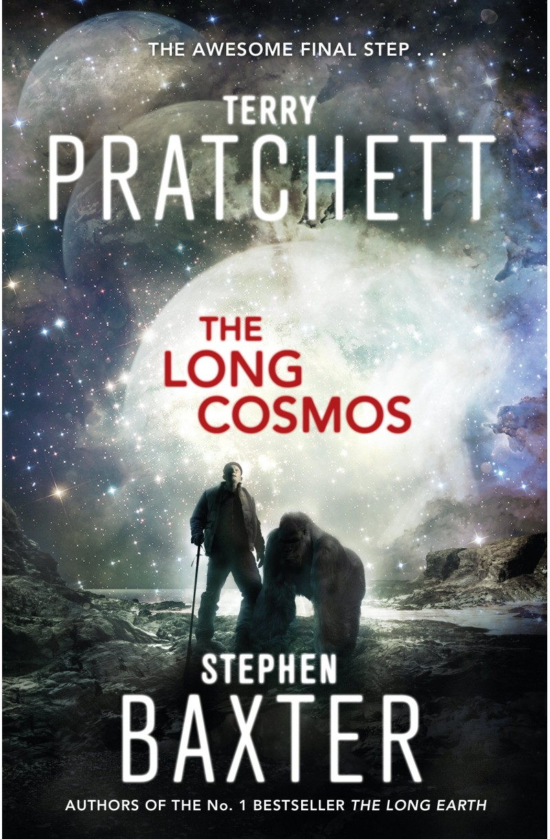 Long Earth 5: Long Cosmos