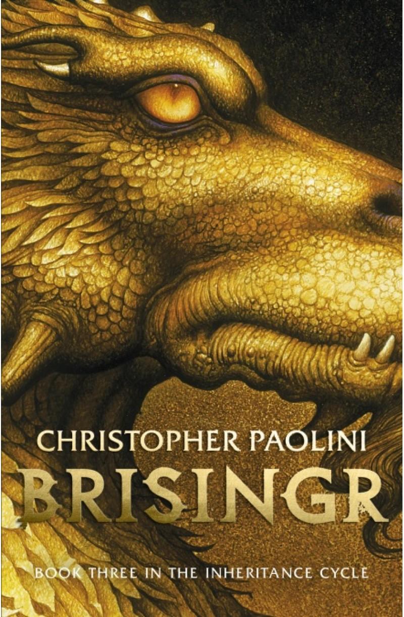 Inheritance Cycle 3: Brisingr