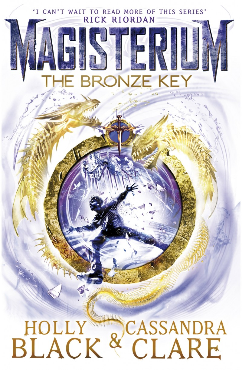 Magisterium 3: The Bronze Key