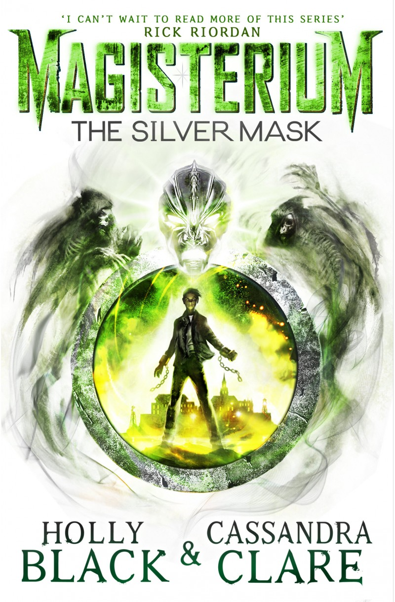 Magisterium 4: The Silver Mask