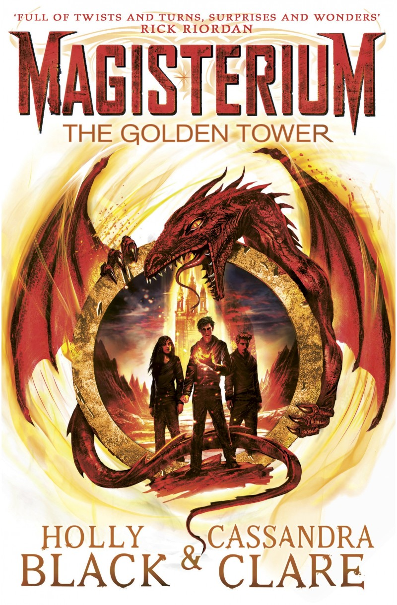 Magisterium 5: the Golden Tower