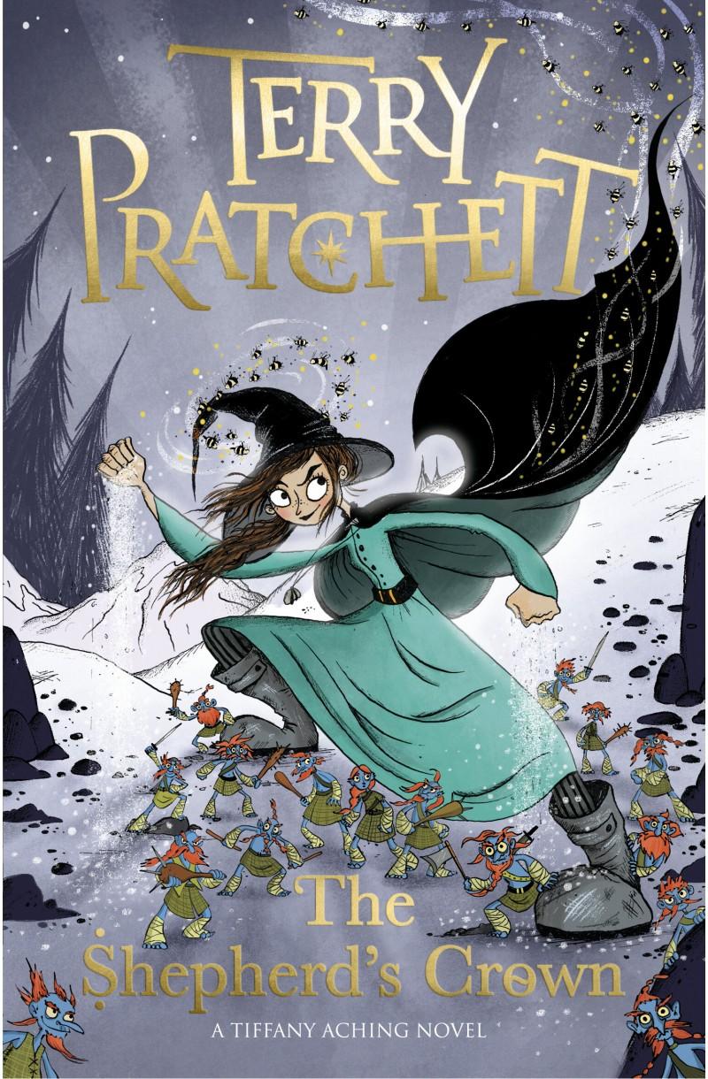 Shepherd's Crown: A Tiffany Aching Novel