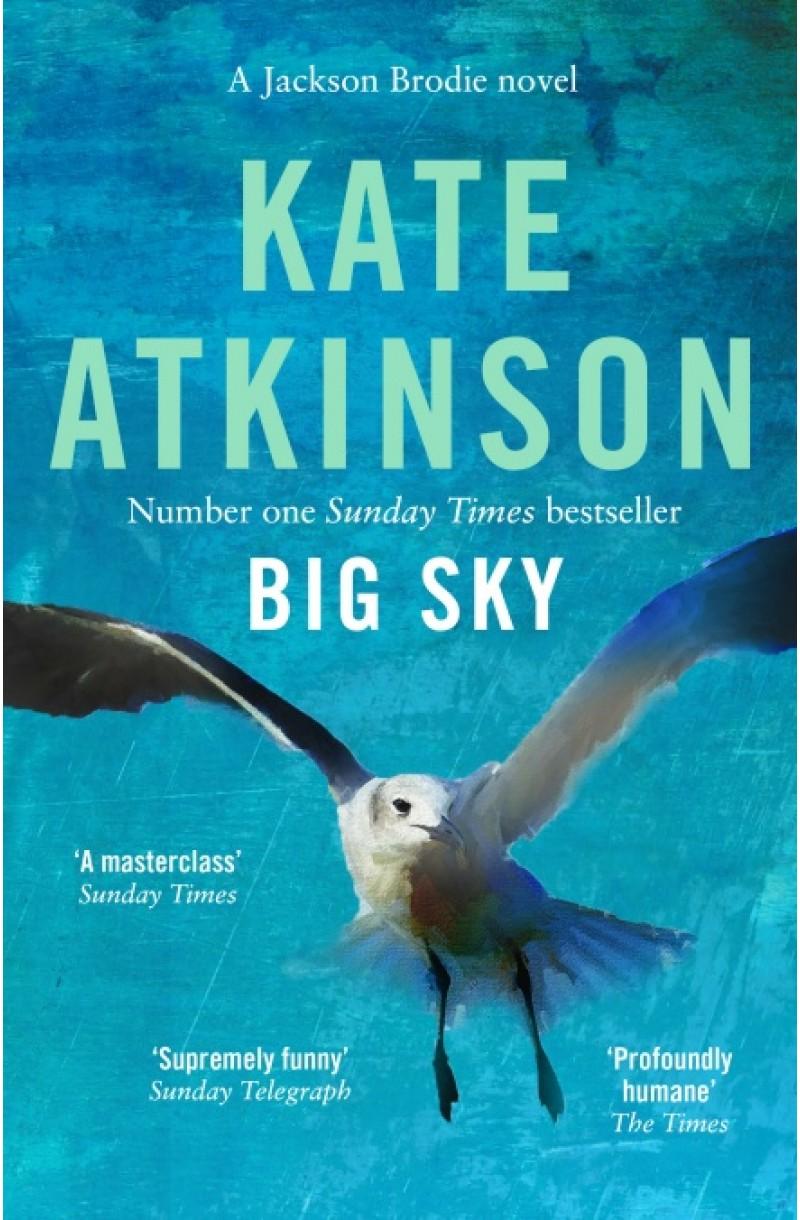 Big Sky (Jackson Brodie series)