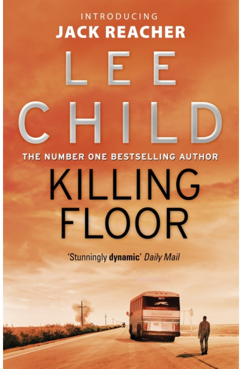 Jack Reacher: Killing Floor (editie de buzunar)