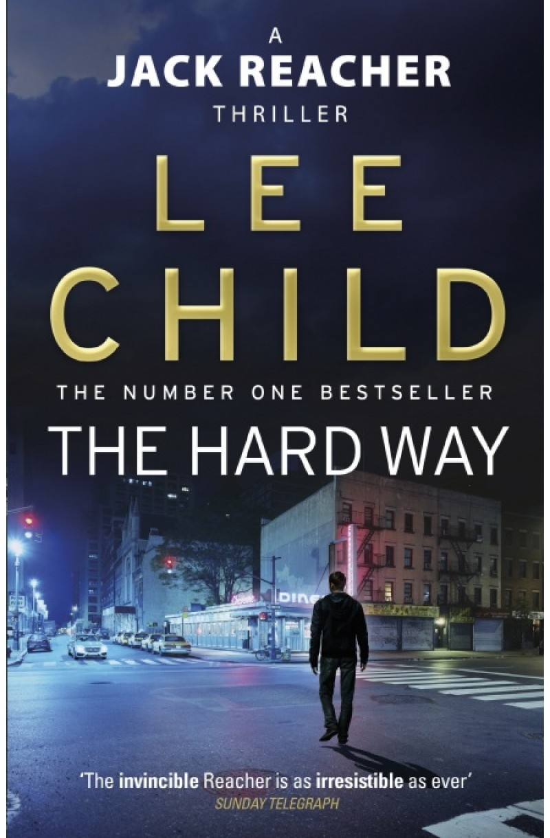 Jack Reacher: Hard Way (editie de buzunar)