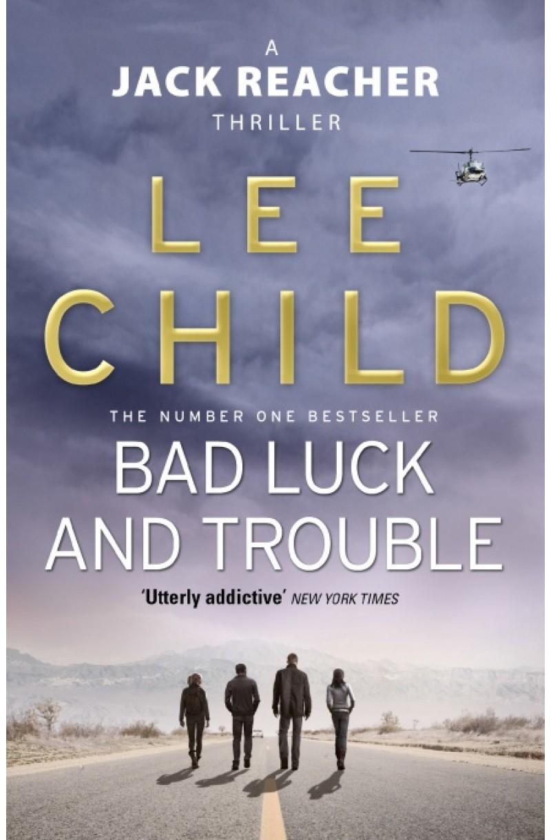 Jack Reacher: Bad Luck and Trouble (editie de buzunar)