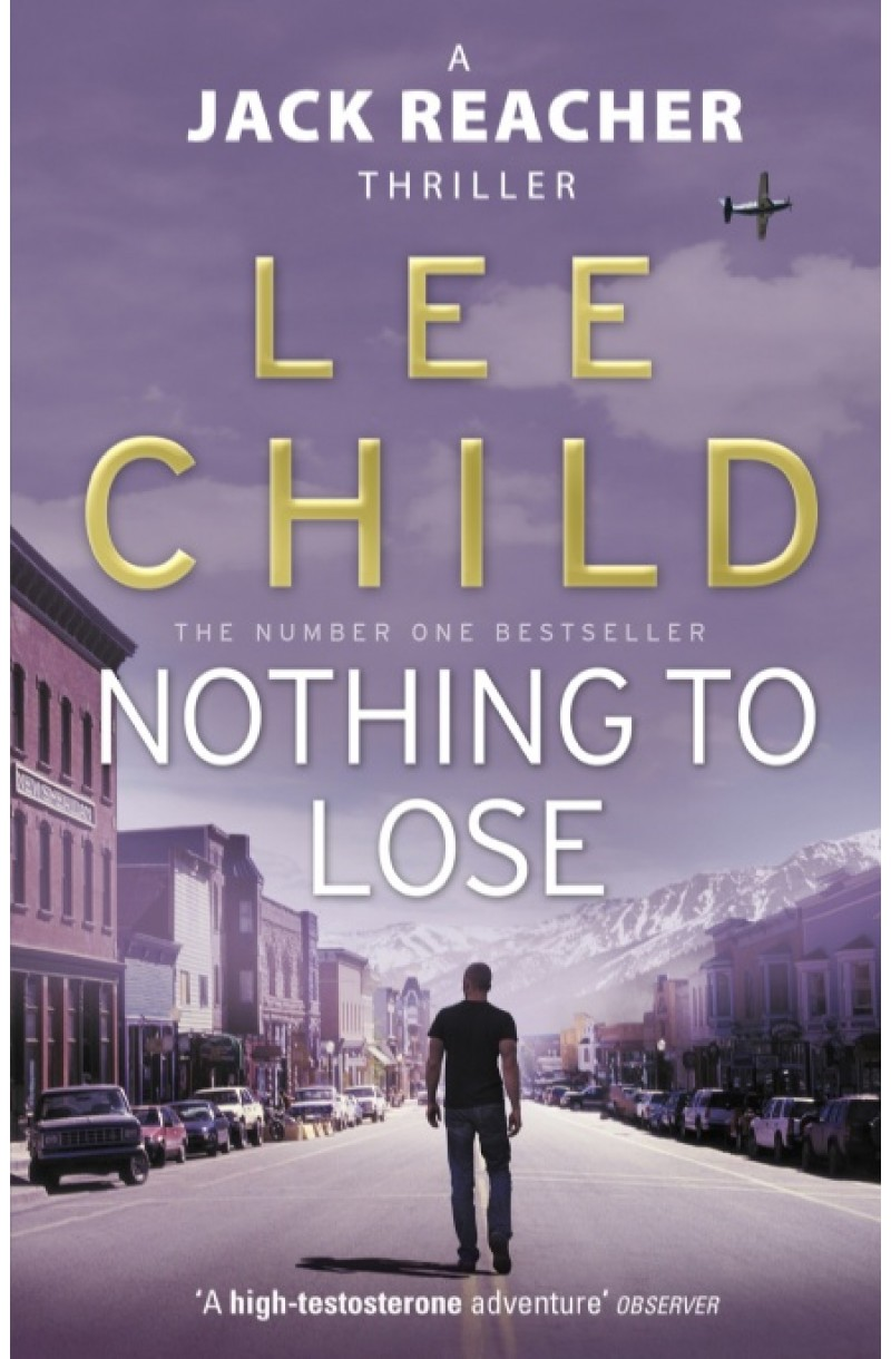 Jack Reacher: Nothing to Lose (editie de buzunar)