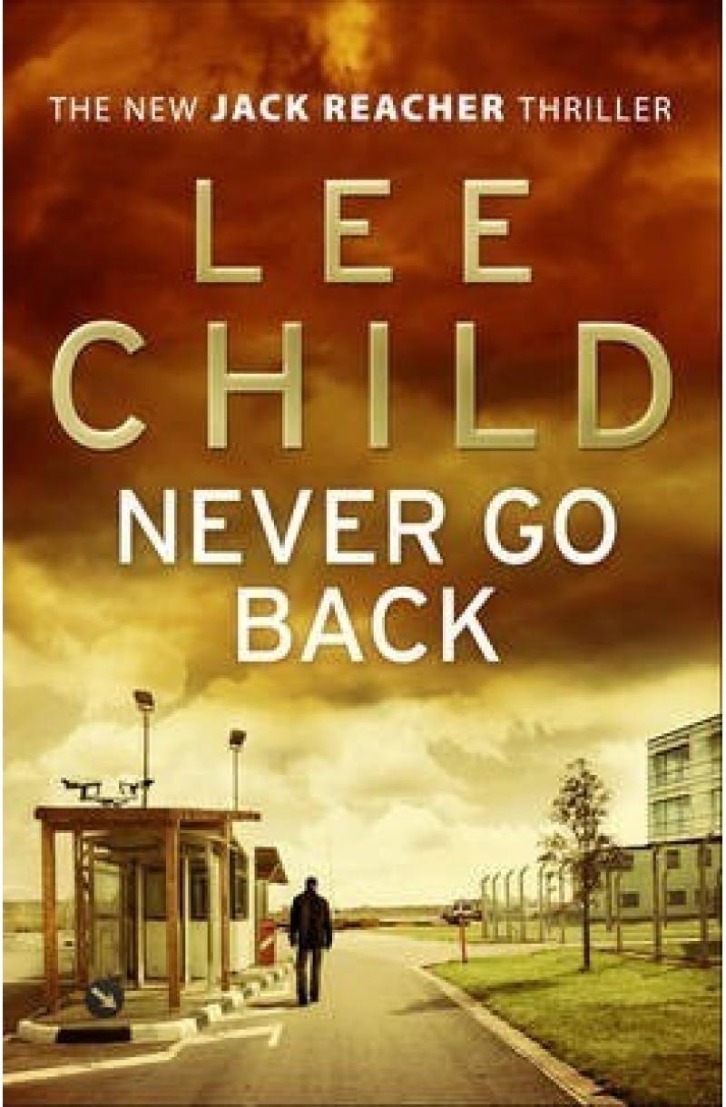 Jack Reacher: Never Go Back (editie de buzunar)