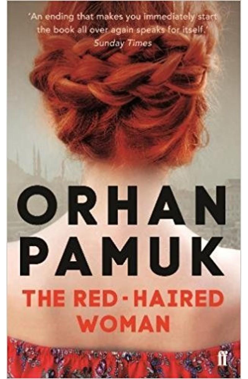 Red-Haired Woman (editie de buzunar)