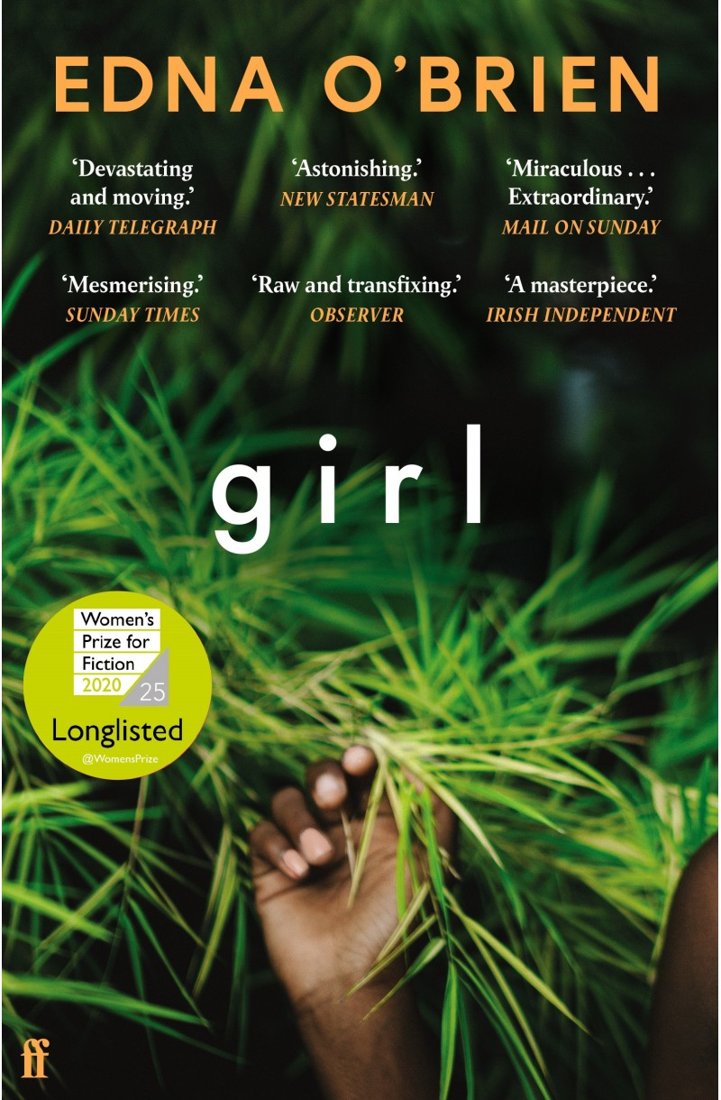 Girl (Winner of the Kerry Group Irish Novel of the Year 2020)