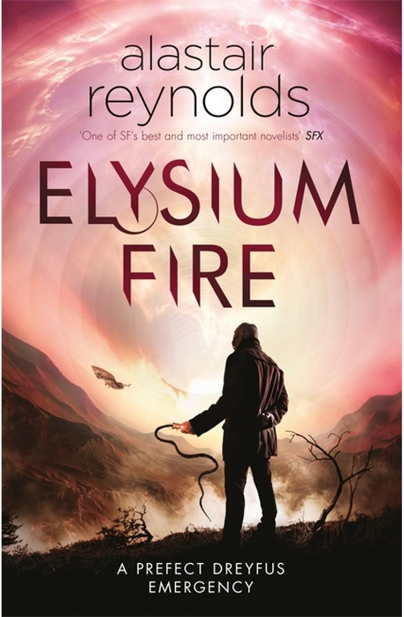 Inspector Dreyfus: Elysium Fire