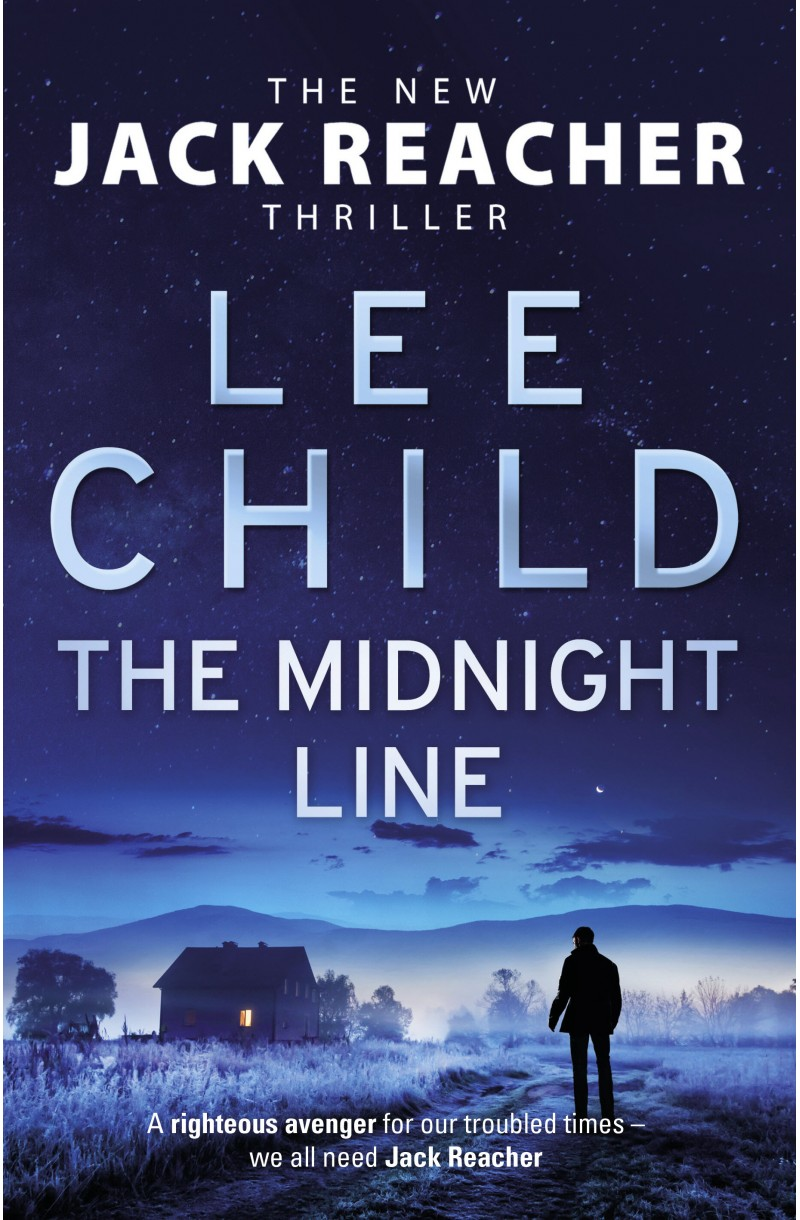 Jack Reacher: Midnight Line (format de buzunar)