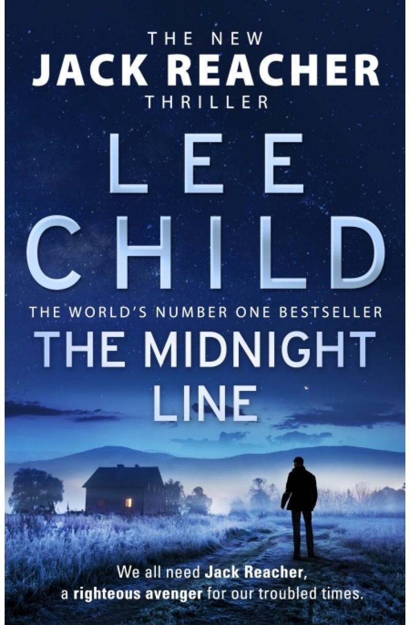Jack Reacher: Midnight Line (editie cartonata cu autograf)