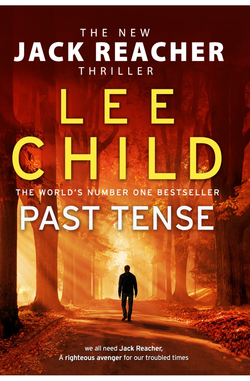 Jack Reacher: Past Tense (format de buzunar)
