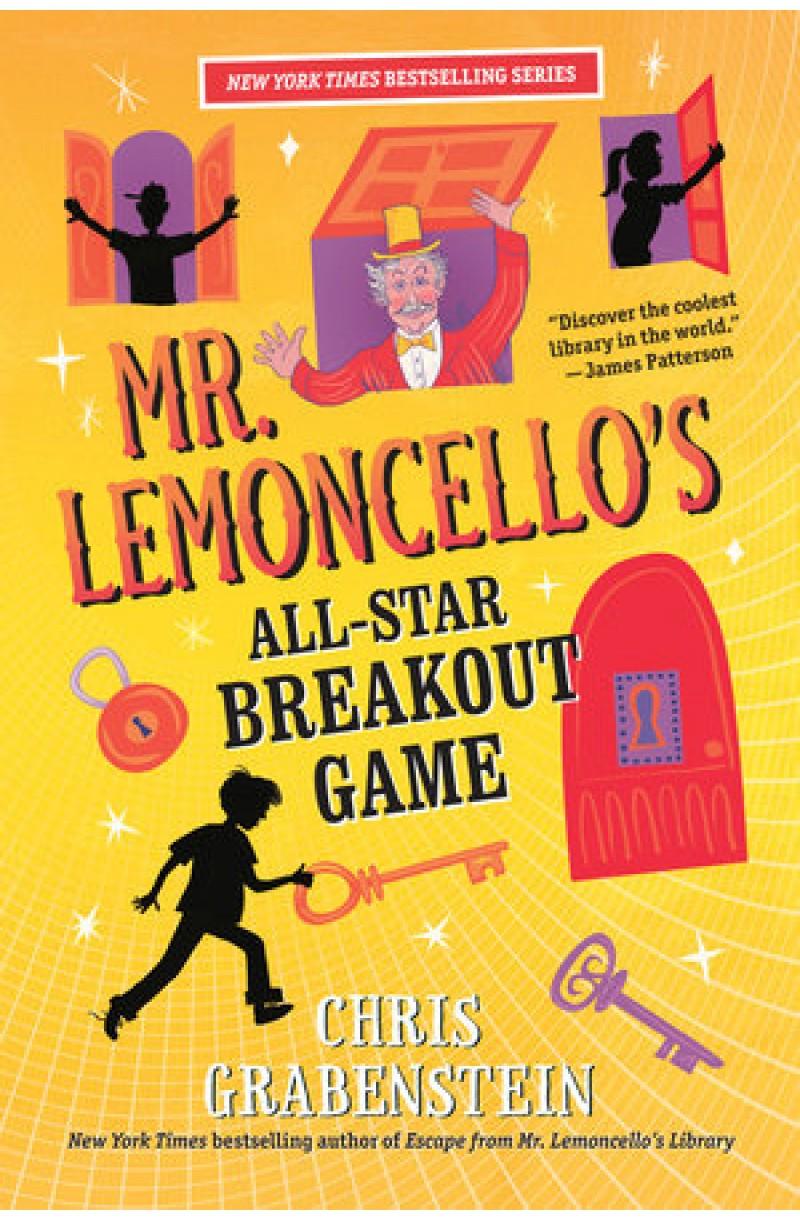 Mr Lemoncello's All-Star Breakout Game