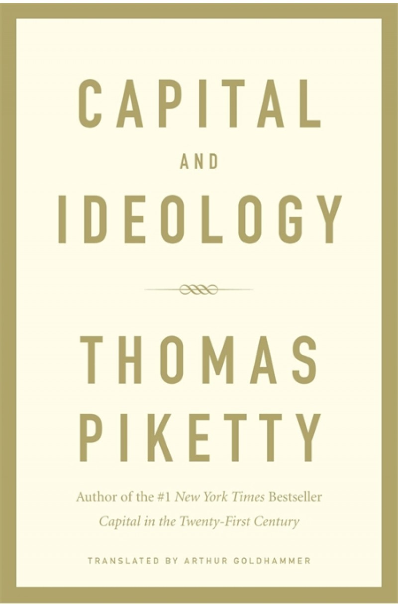 Capital and Ideology (editie cartonata)