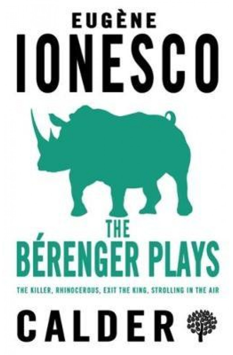 Berenger Plays: The Killer, Rhinoceros, Exit the King, A Stroll in the Air