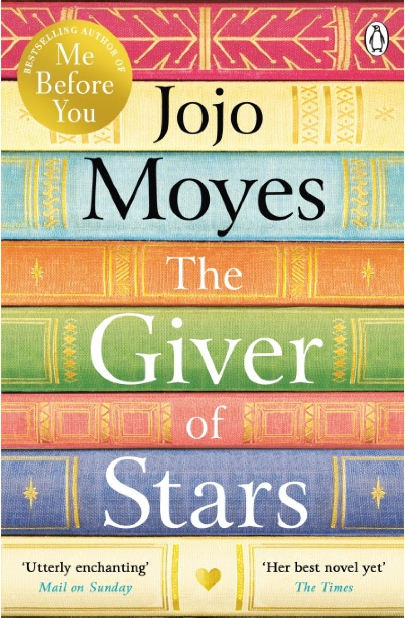 Giver of Stars - shortlisted for The British Book Award for Fiction Book of the Year 2020 (editie de buzunar)