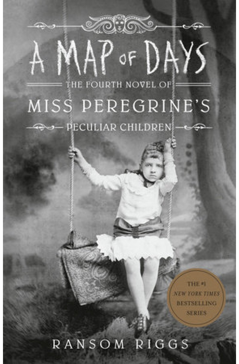 Miss Peregrine's Peculiar Children 4: A Map of Days