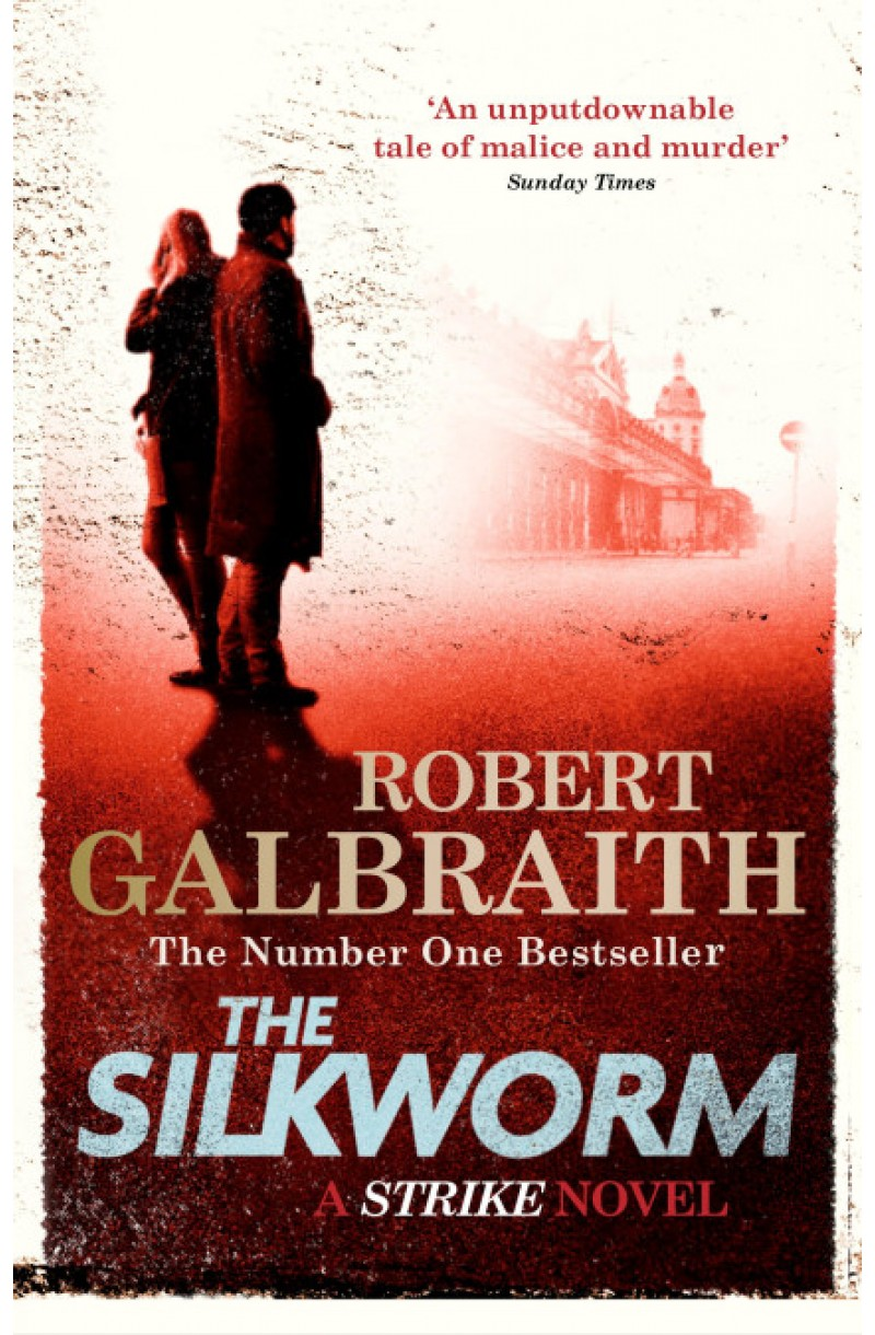 Cormoran Strike: Silkworm