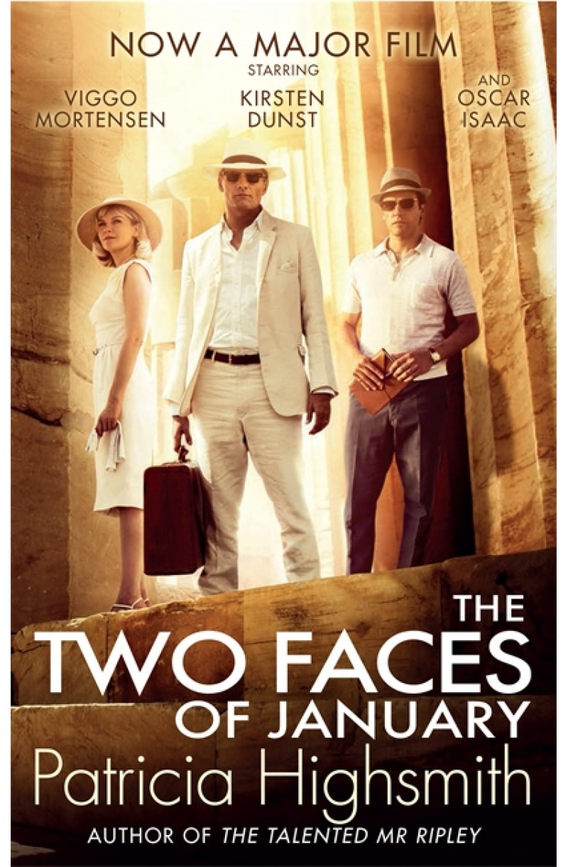 Two Faces of January (Film Tie-in)