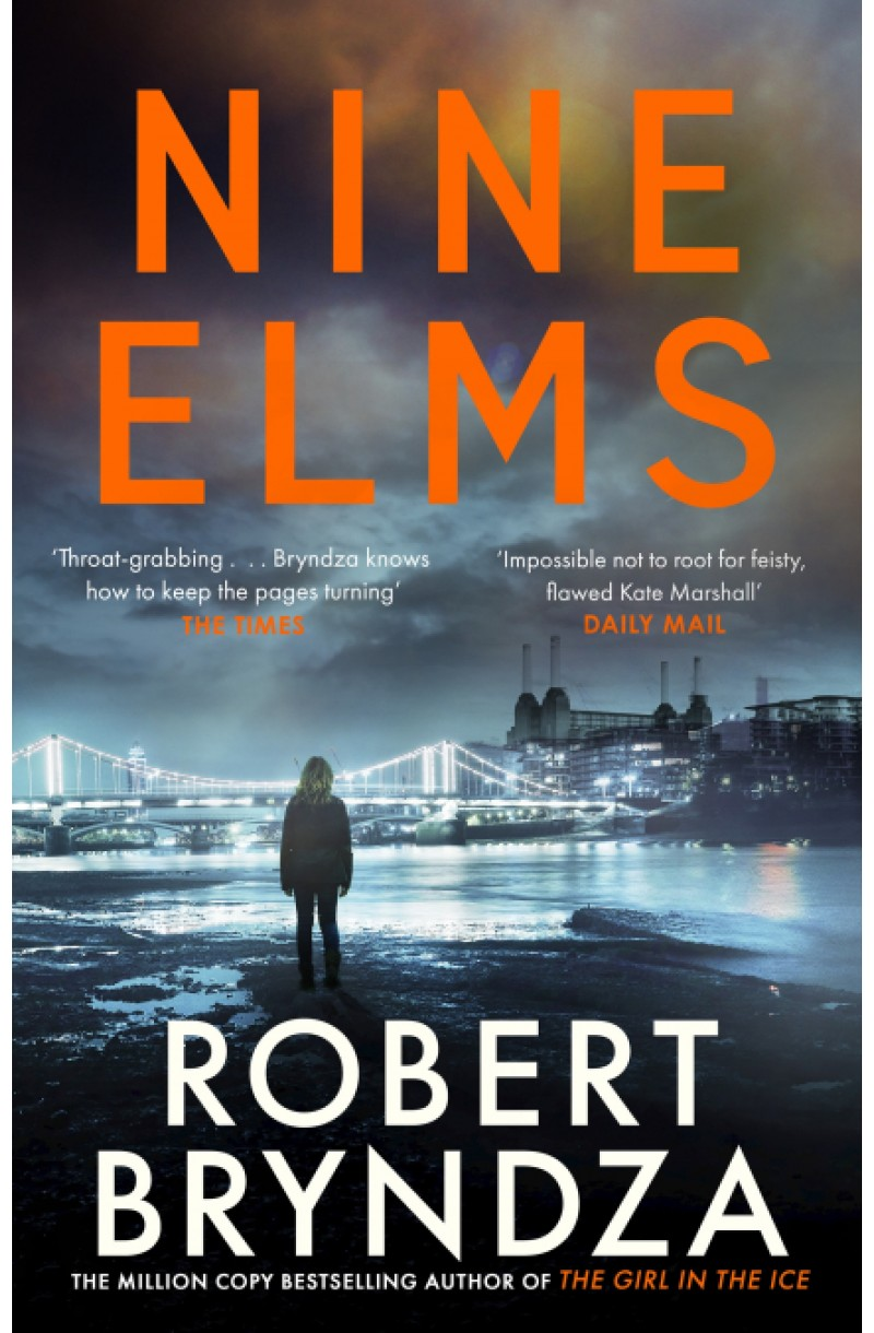 Nine Elms: The thrilling first book in a brand-new, electrifying crime series
