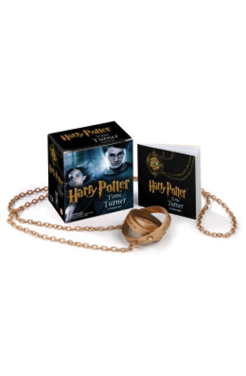 Harry Potter: Time Turner Sticker Kit (book+toy)