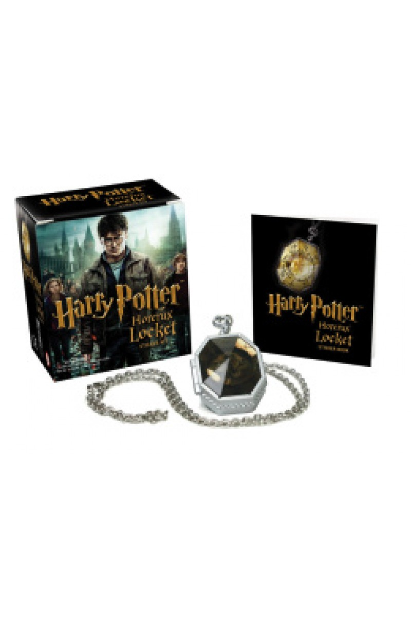 Harry Potter: Horcrux Locket  Kit and Sticker Book (book+toy)